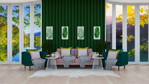 modern country living  - Modern - Living room  - by BN12