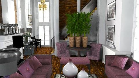 bastille - Classic - Living room  - by naki1