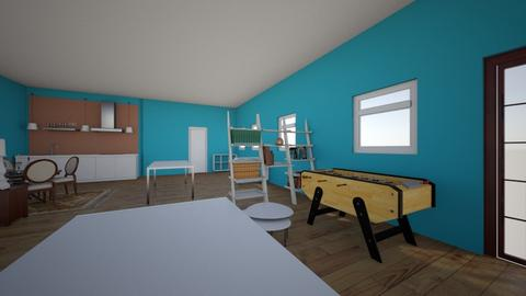 OSC Room - Living room  - by veronica29