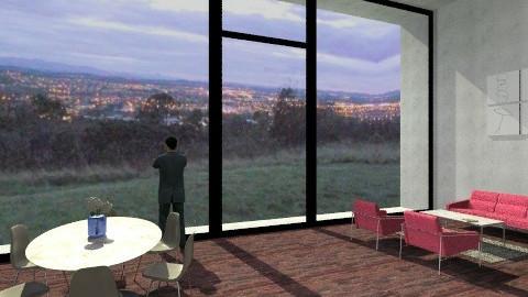 modern 1 - Minimal - Living room  - by macus