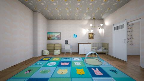 Contest particpant 21458 - Kids room  - by kage_of_the_anime_village_yumi