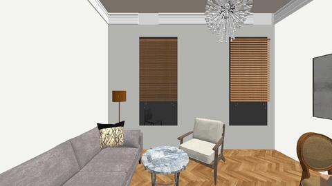 Ekaterina office finale6 - Office - by Julia Nick