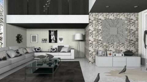 Francis - Minimal - Living room  - by deleted_1566988695_Saharasaraharas