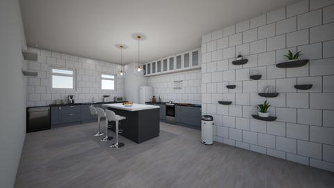 Kitchen - Kitchen - by kaitlynl29