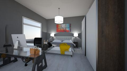 second bedroom and Office - Office  - by vero_spera