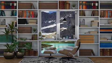 Nook - Office  - by katarina_petakovi