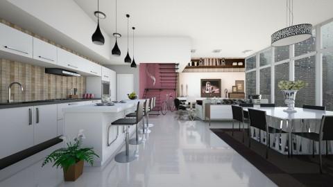 Rain - Modern - Living room  - by aletamahi