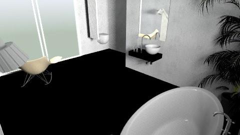 Bathroom - Minimal - Bathroom  - by GinaG3