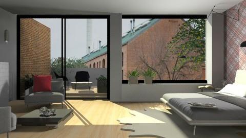 Modern Dream - Modern - Bedroom  - by ovchicha