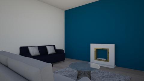 brick - Modern - Bedroom - by 16ecompton
