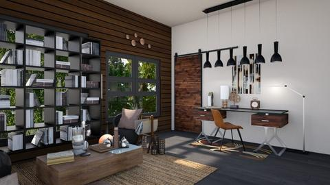 TTBYJ Contest - Modern - Living room  - by Isaacarchitect