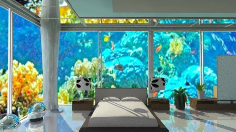 Underwater appartment - Glamour - by chelseyfaye139