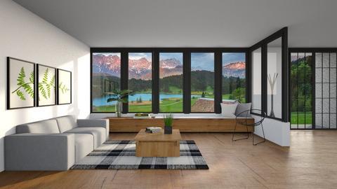 Small Living Room - Living room  - by Tanem_Cagla