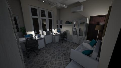 AA Office 2 - Office  - by azlanazim