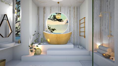 Free standing bath - by Esko123