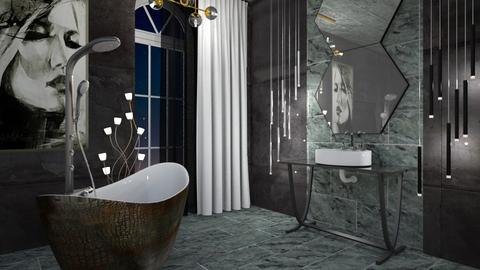 M_ABC - Bathroom  - by milyca8