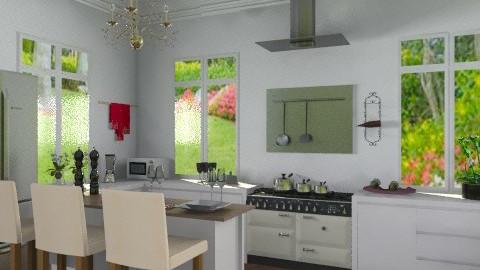 kitchen - Modern - Kitchen  - by sahfs