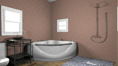 elegent - Modern - Bathroom - by rachaeldulaney10