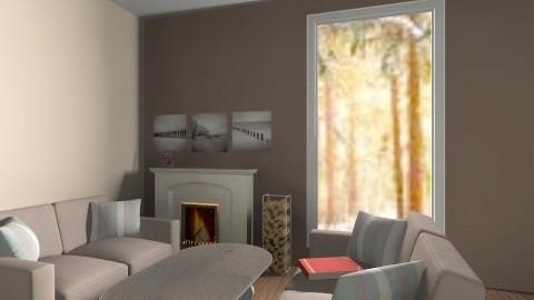 Skally - Modern - Living room - by Zana