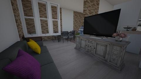 pachis home - Modern - Living room  - by nallepachishome
