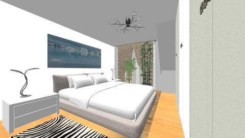 Bedroom_1 - Modern - Bedroom  - by Ollya2307