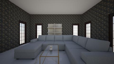 Living Room - Minimal - Living room  - by Nicgar15