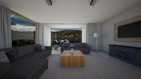 Living Room 3 - Living room  - by selen92