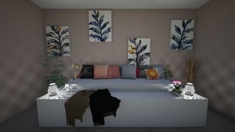 Penny - Glamour - Bedroom  - by Dorottyaa