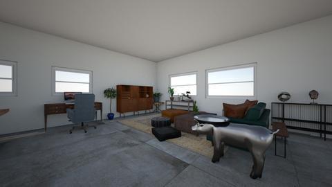Dream art studio - Office  - by OliviaLoveTree