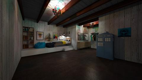 Pippas Room - by Ellie Torres
