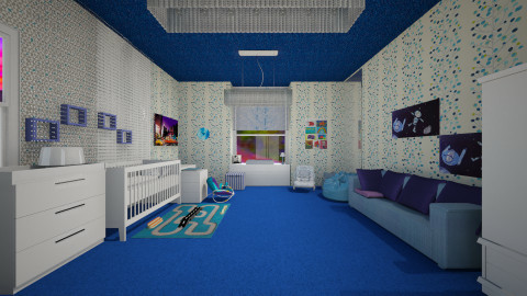Rowan  - Modern - Kids room  - by Gre_Taa