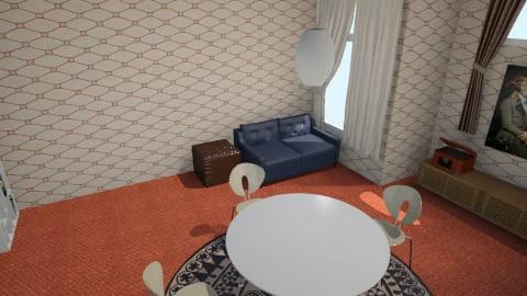 Remix - Living room - by skyxpurple