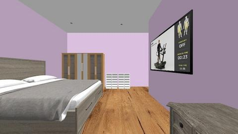 House design - Modern - Bedroom  - by kcorral
