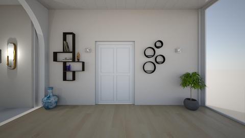 house l5 - Living room  - by nikolinajadanic
