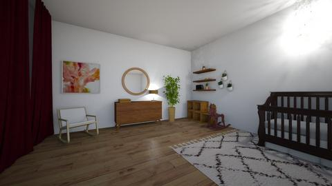 aubreys room - Kids room  - by rwhite4070