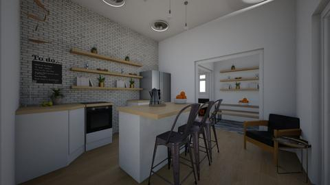 Moms kitchen - Minimal - Kitchen  - by ellarowe224