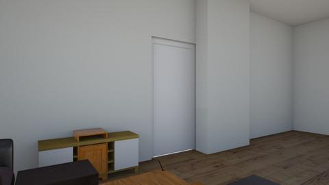 Rochester Apartment Full - Living room - by skschell