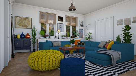 BP living - Living room - by Laurika