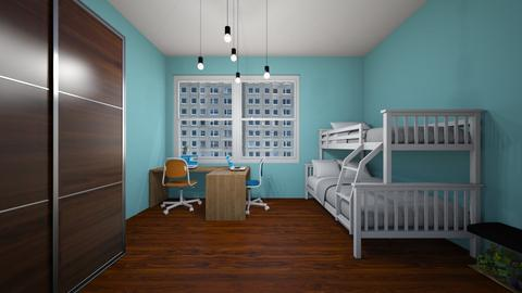 Pet - Classic - Kids room - by Twerka