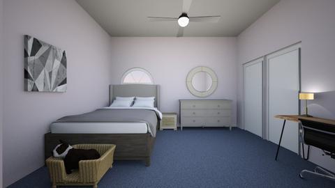 bedroom  - Bedroom  - by Rose Furtaw