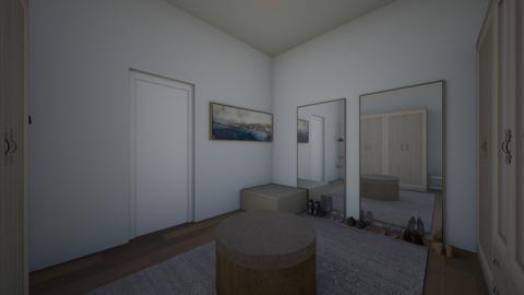 Bedroom nursery - Modern - Bedroom  - by BunnyJun