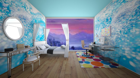 Teen Girls Dream Room - Kids room  - by awsompaws