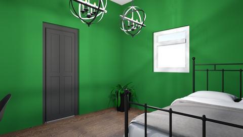 kamer roos 1 - Bedroom  - by lottedoomenn