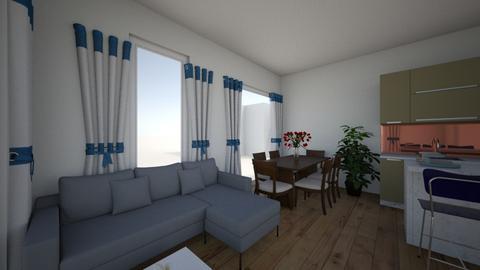 Proj salkuch 211 - Living room  - by jamal9191Kar