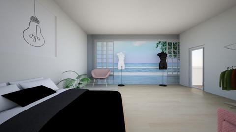 attic bed outdoor - Modern - Bedroom  - by inyat