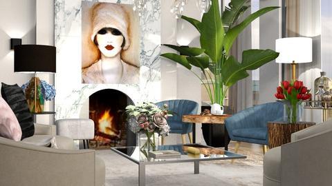 Art Deco Living - by ritsa
