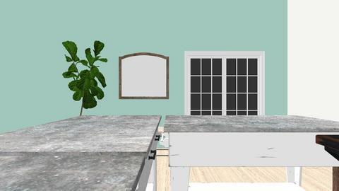 Eckert - Living room - by residenttaph