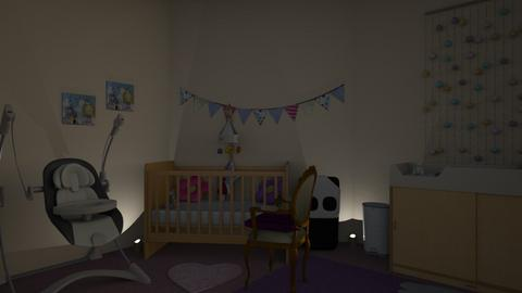 Babygirl - Modern - Kids room - by Irishrose58