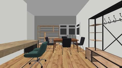 staff lounge - Office  - by ikarecc