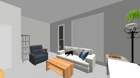 dining Norwich - Living room  - by geekgirlnz